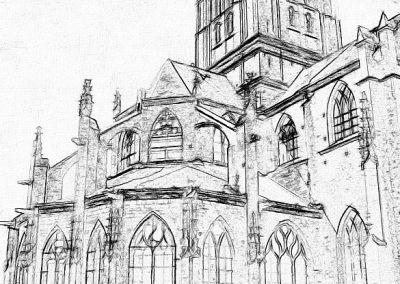 Pencil Sketch 2