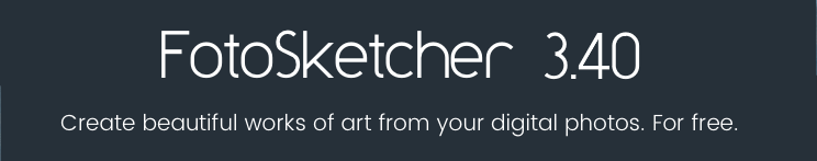 FotoSketcher 3.40