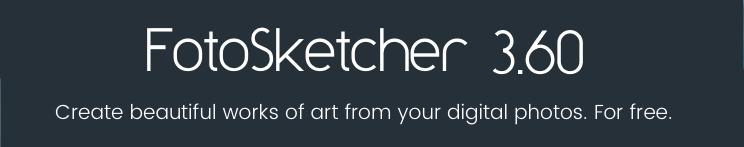 FotoSketcher 3.60